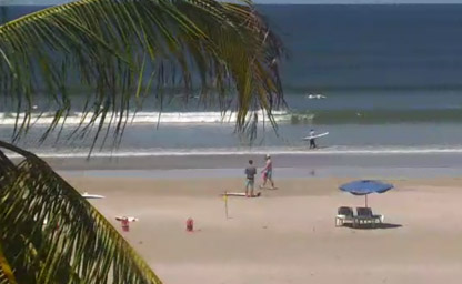 Playa Tamarindo North View