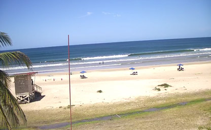 Playa Tamarindo South View