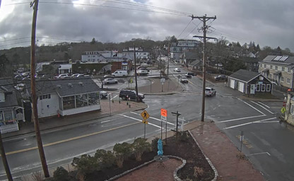 Vineyard Haven Downtown View