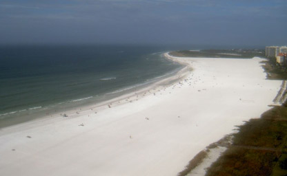 Northern Marco Island Beach